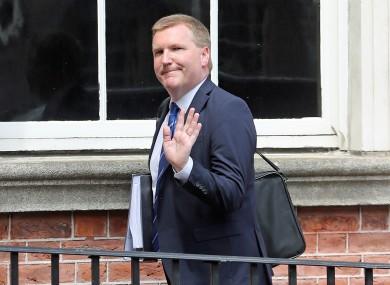Minister for Public Expenditure Michael McGrath