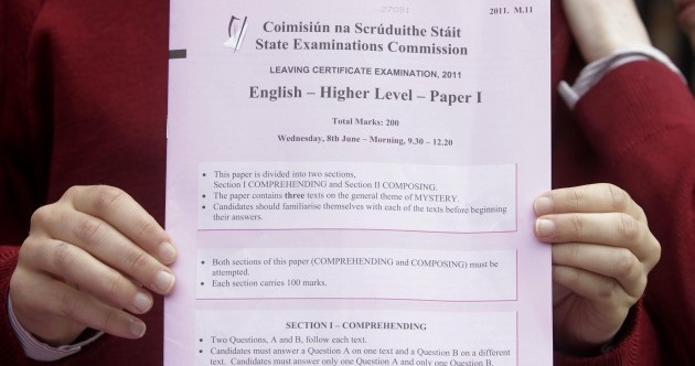 ASTI has 'constructive engagement' with Department over Leaving Cert impasse