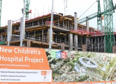 PAC told contractual completion date has been extended to October 2022, but that is not a realistic date for the opening of the new hospital.