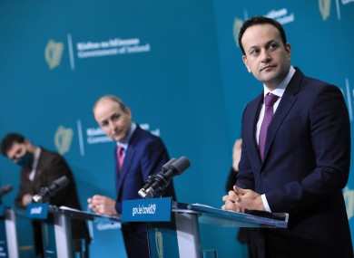 Senior ministers met last night to discuss the latest Covid developments.