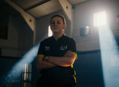 Dublin teenager Katie Sheldon is the main subject of a new documentary, Seven Feet Nine and a Quarter Inches.