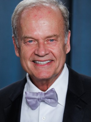 Grammer at the 2020 Vanity Fair Oscar Party