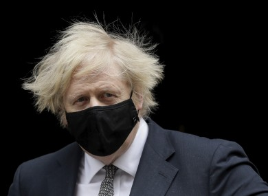 'I'm going to be able to go down the street and cautiously, but irreversibly, I'm going to drink a pint of beer in the pub,' Johnson said today.