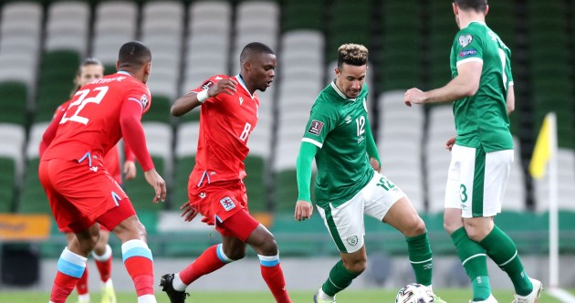 As it happened: Ireland v Luxembourg, World Cup qualifier