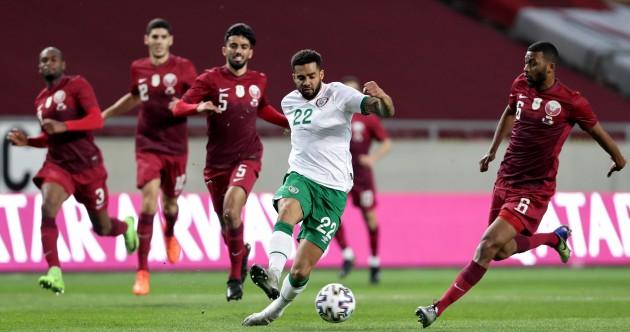 As it happened: Qatar v Ireland, International friendly