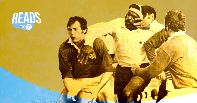'The most bizarre rugby match I have ever seen' - Remembering Ireland's 1976 tour to Fiji