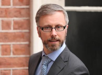 Minister Roderic O'Gorman (file photo)