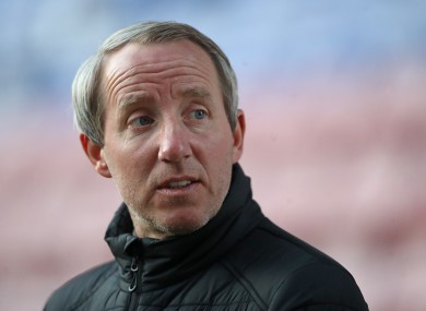 Lee Bowyer (file pic).