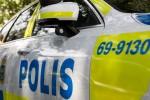 File image of Swedish police car.