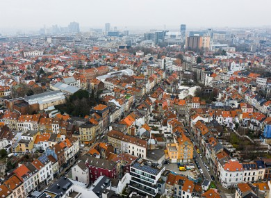 File photo - Brussels, Belgium