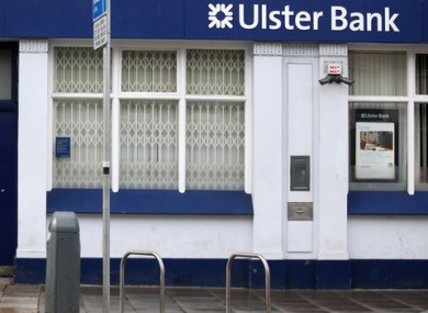 Ulster Bank announced it is leaving the Irish banking market last month sparking calls that more competition is needed.