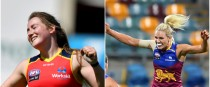 Ailish Considine and Orla O'Dwyer will both feature in the 2021 AFLW Grand final.