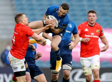 Leinster face Munster this weekend.