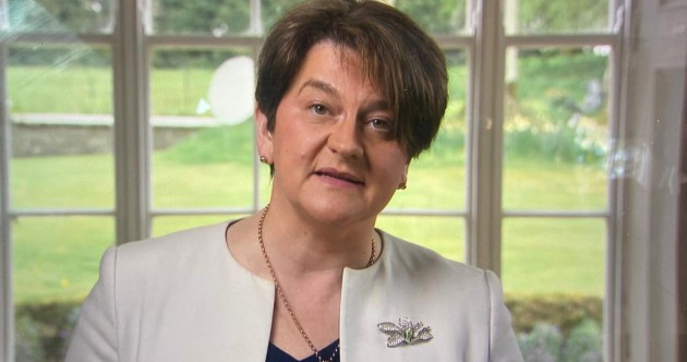 'A difficult day': Reaction as Arlene Foster announces she is to step down as leader of the DUP