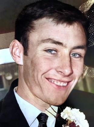 Joe McCann was shot dead in Belfast in April 1972