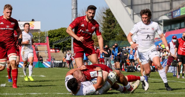 As it happened: Munster v Toulouse, Champions Cup last 16