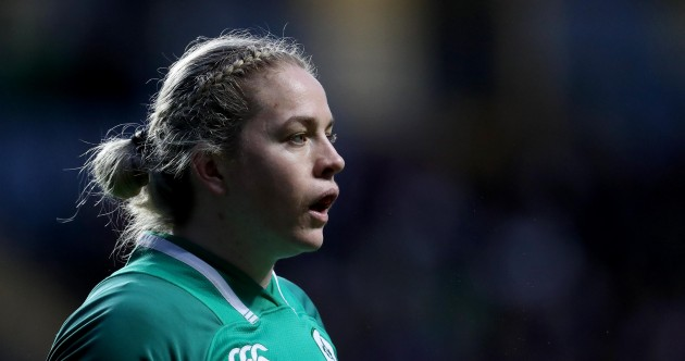 From the gainline to the frontline: Niamh Briggs on the huge opportunity for women's rugby