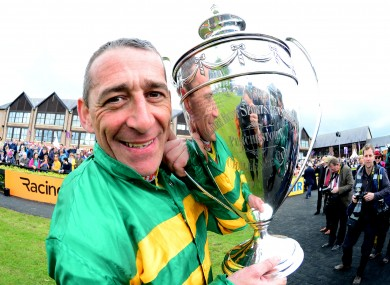 File photo of Davy Russell.