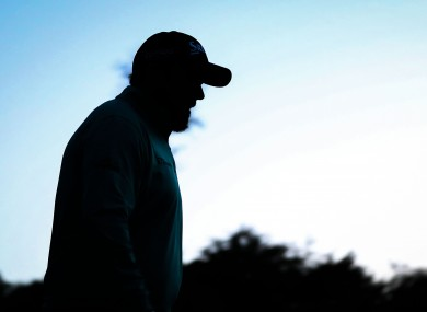 Shane Lowry aims to step out of the shadows at the PGA.