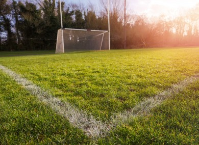File photo of a football pitch