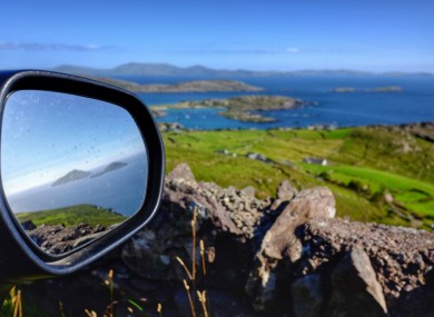 Scariff and Deenish Islands, County Kerry (file photo)