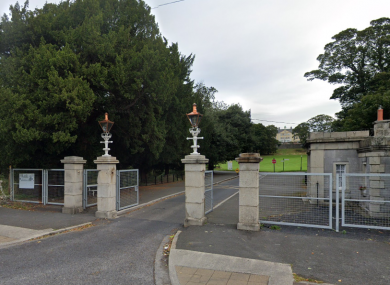 The Chapelizod entrance to the park is among the five locations still to have gates returned.