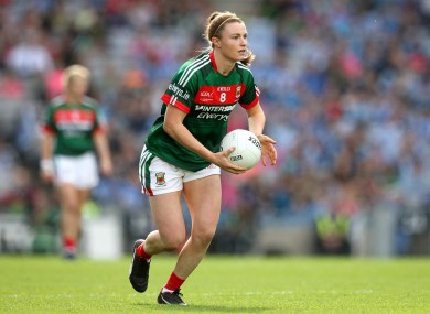 Aileen Gilroy will sit out for the 2021 ladies football season.