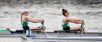 The lightweight double of Aoife Casey and Margaret Cremen.
