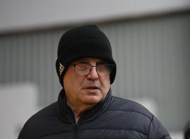Leeds United manager Marcelo Bielsa (file pic).