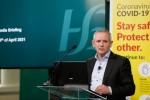 HSE CEO Paul Reid