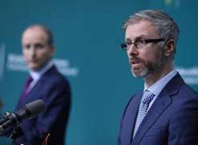 Minister Roderic O'Gorman