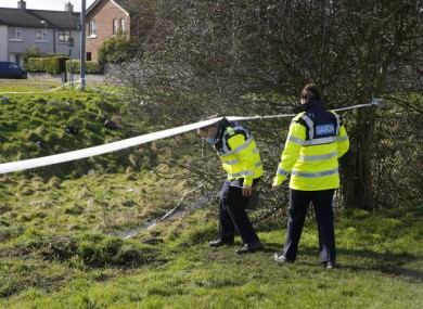 Gardaí in Drogheda searching in March in relation to murder of teenage boy in January 2020.