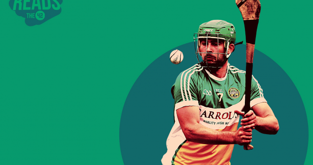 Keeping the Faith: the Offaly hurler on the gambling addiction that cost €800k in 13 years and the road back