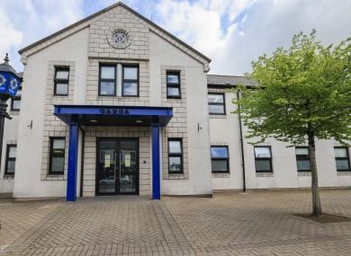 Newbridge Garda Station
