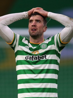 Duffy hasn't played for Celtic since February.