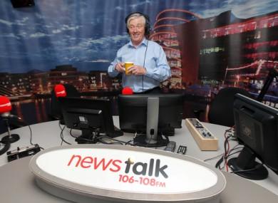 Newstalk is home to broadcast veteran Pat Kenny.