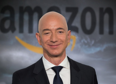 Amazon CEO Jeff Bezos is to step down on 5 July