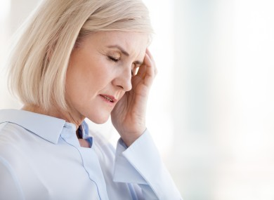 The Department of Health says a national awareness to help normalise discussions about women's health, which will include menopause, is being established.
