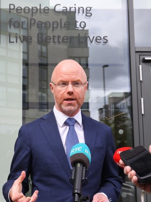 Minister for Health Stephen Donnelly said ransomware attack has