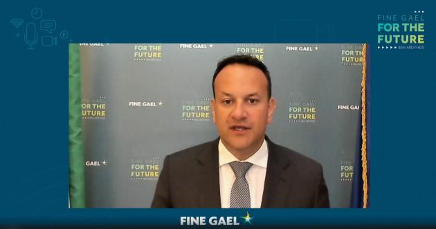 Varadkar: Fine Gael should establish a branch in Northern Ireland