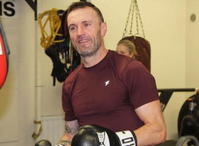 File image of Bobby Messett.