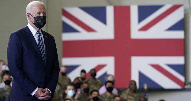 Biden challenge to Johnson over Northern Ireland Brexit dispute welcomed by Taoiseach