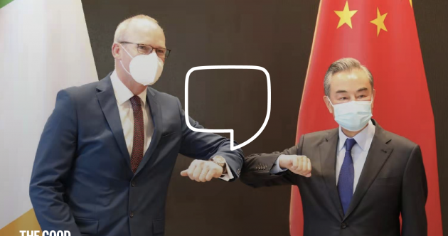 Simon Coveney's weekend visit shows the need for Irish journalists in China