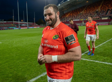 Cronin is set to leave Munster this summer.