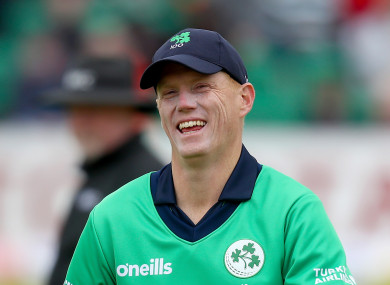 Kevin O'Brien.