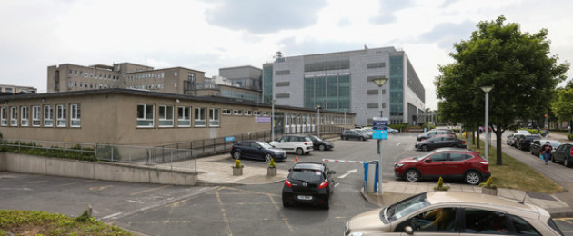 The site at St. Vincent's University Hospital in Dublin.