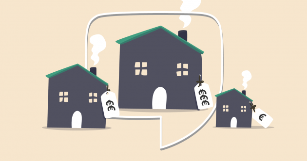 What is an 'affordable home'? Most people put the price at between €200,000 and €299,000