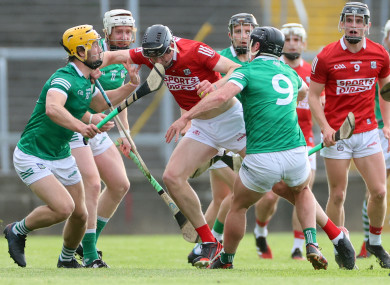 Cork and All-Ireland champions Limerick meet in the last four of Munster.