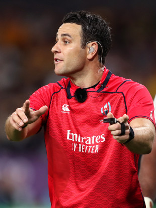 32-year-old Ben O'Keeffe in in charge of the second Test.