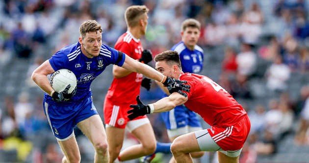 As it happened: Tyrone v Monaghan, Ulster SFC final